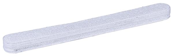 Anti-Rutsch-Streifen, selbstklebend, Material: Kunststoff, Farbe: weiß, Inhalt pro PE: 12St., Länge: 180mm, Breite: 19mm, SB-verpackt