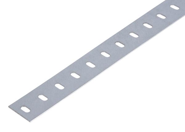 Conceptor® Flachstange,Lo,wß,35x1,5/2
