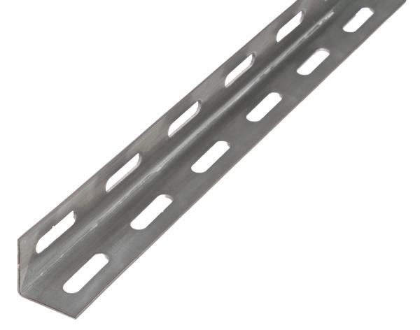 Winkelprofil,Lo,Stahl,weiß,27x27x1,5/2m