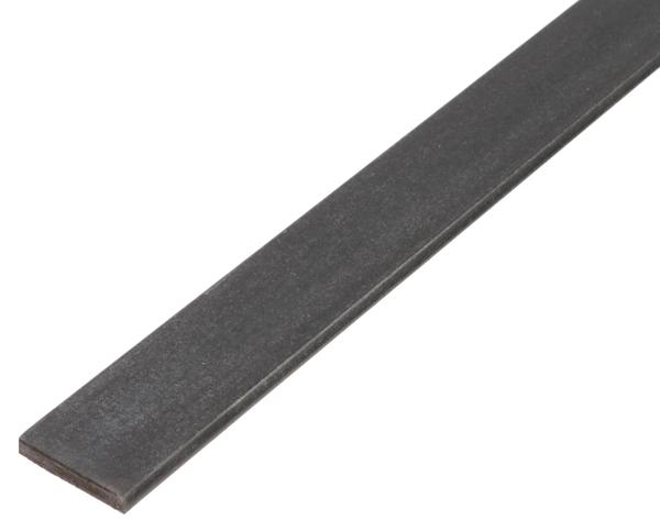 Flachstange,Stahl,w.gew.40x6/2m