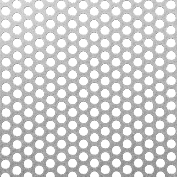 Lochblech,rund,Stahl,250x500x1/11