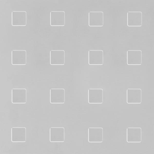 Strukturblech,Quadrat,ALU,si.600x1000x1