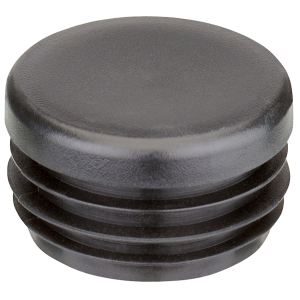 Ersatzkappe für Metallpf.,schwarz,⌀60