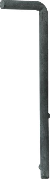 Bodenschieber f.WG-Tore.,fvz,⌀12/240