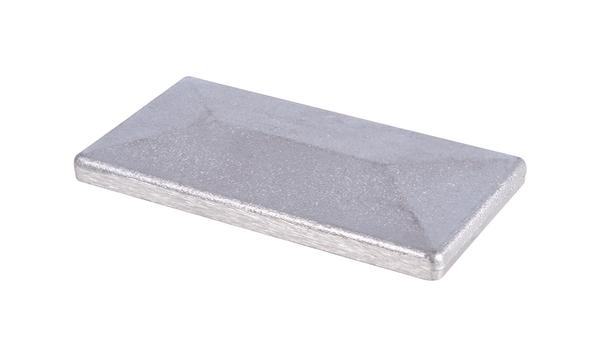 60 x 40 mm für Pfosten GAH-Alberts Pfostenkappe