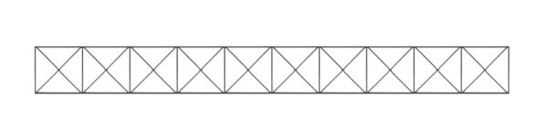 Dekorelement Design Nexus,anth2000x200