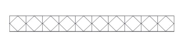 Dekorelement Design Bergen,anth2000x200