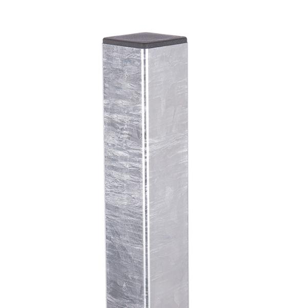 Torpfosten Flexo,anth,80x80/2700