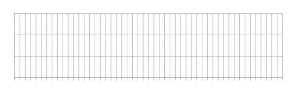 Doppelstab-Gittermatte8/6/8anth2500x2430
