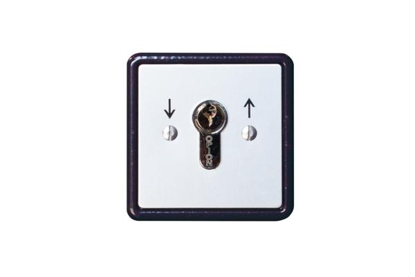 Schlüsselschalter Unterputz f. ST Lektor