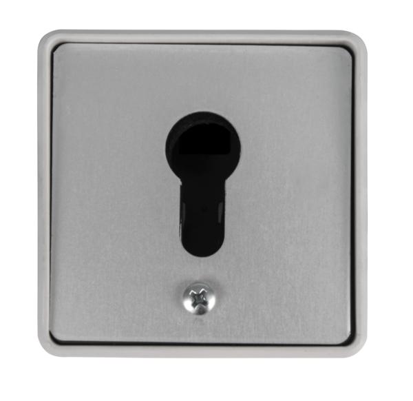 Schlüsselschalter Aufputz für Mosaik